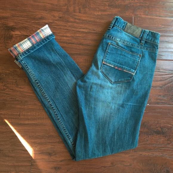 metersbonwe Denim - metersbonwe Boyfriend Jeans